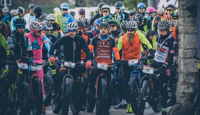 PEDAŁUJ, IDŹ...ALBO GIŃ! - Monteria Fatbike Race 2019